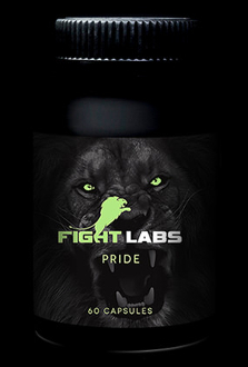 PRIDE Natural Testosterone & Anabolic Support. NCAA Compliant