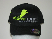 FightLabs Walkout Hat Yellow Logo