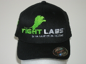 FightLabs Walkout Hat Green Logo